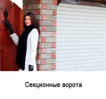 ворота - Rolete-termopane RU