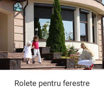Rolete pentru ferestre Ro - Rolete-Termopane