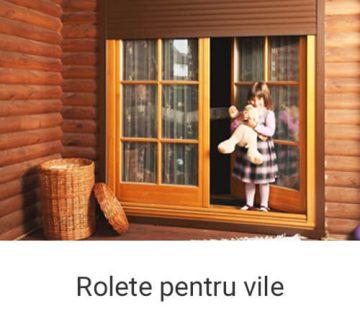 Rolete pentru vile ro - Rolete-Termopane