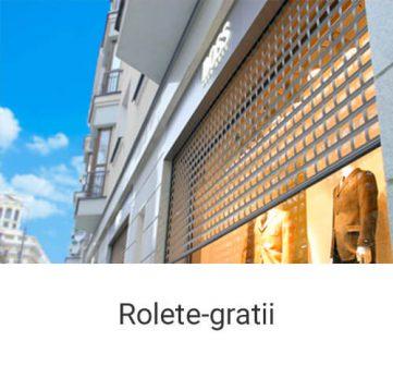 Rolete gratii - Rolete-Termopane