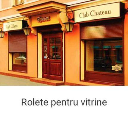 Rolete pentru vitrine Chisinau Moldova