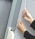 Шнуровой привод инерционного типа